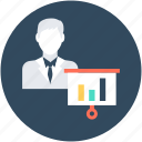 business graph, business presentation, graph board, graph presentation, presentation board