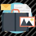 catalogue, files, folder, index, portfolio