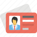 business license, business permit, business registration, license to work, work permit icon