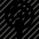 aim, focus, human, man, people, target, user icon