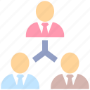 business, connection, group, human, human resources, men, people, resource, resources, team, users icon