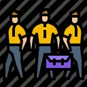 avatar, business, employee, man, team