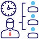 efficiency, teamwork, time, clock, management