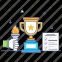 winner, goal achievement, trophy, championship, reward