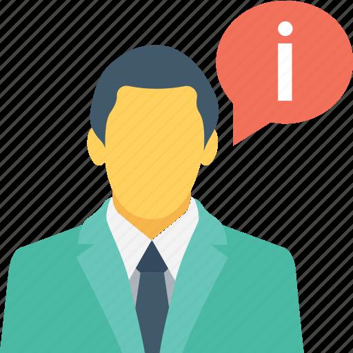 communication, error, exclamation, speech, talk icon