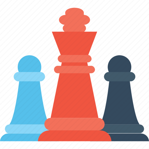 chess, game, pawn, piece, rook icon