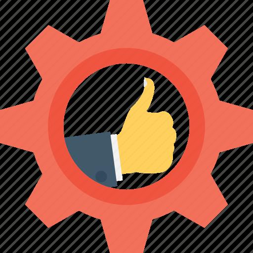 cog, configuration, feedback, management, preferences icon