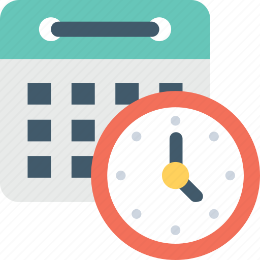 calendar, date, deadline, schedule, timer icon