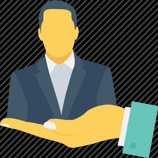 care, concept, employee, protect, social assurance icon