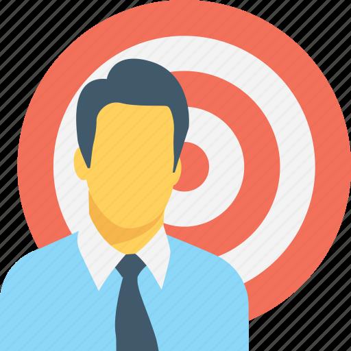 aim, dartboard, goal, shooting, target icon