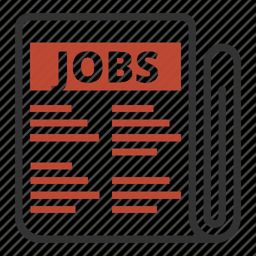 craiglist, jobs, position, vacancy icon