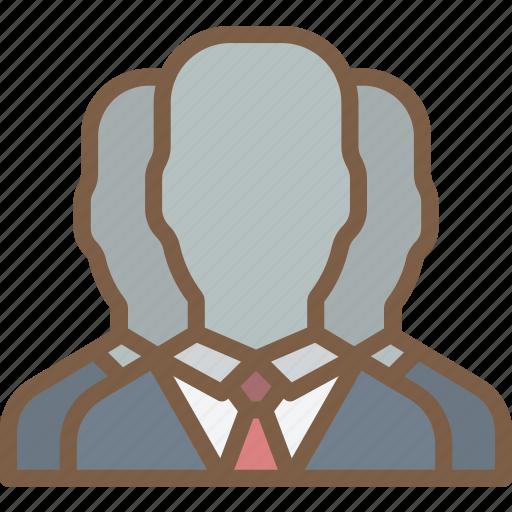 hr, human, resources, staff icon