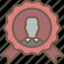 award, employee, hr, human, resources icon