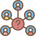 feedback, hr, human, resources, staff icon