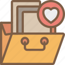 hr, human, like, portfoilio, resources icon