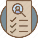 checklist, hr, human, resources