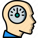 employee, hr, human, performance, resources icon