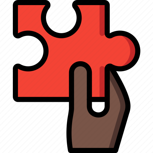 hr, human, problem, resources, solving icon