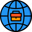 business, global, hr, human, resources icon