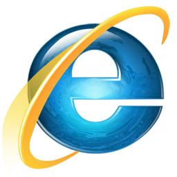 Internet explorer, microsoft icon