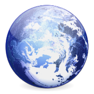 earth, globe, internet, world icon