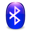 flashing, kbluetooth icon