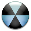 burn, nuclear, radiation icon