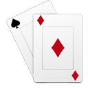 card, games, package icon