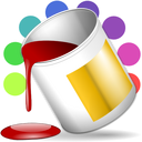 color, paint icon