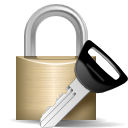 cryptography, lock, password, secret icon