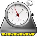 accelerometer, sensors icon