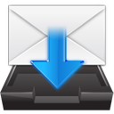 email, envelope, import, inbox, mail