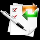 recurring, task icon