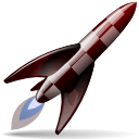 rocket, vegastrike icon