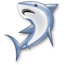animal, fish, shark icon