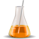 chemicals, chemistry, lab, science, test icon