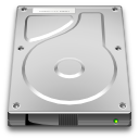 hard, harddisk, hd icon