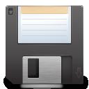 floppy, media icon