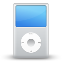 apple, ipod, mp3, player icon