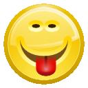 face, raspberry icon