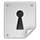 encrypted, pgp icon
