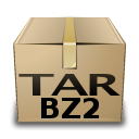 bzip, compressed, tar