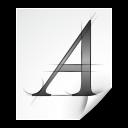 afm, font icon