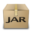 application, jar icon