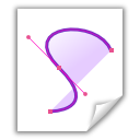application, kontour icon