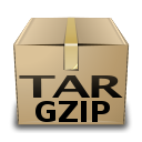 gzip, mime icon