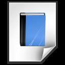 text, troff icon