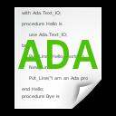 adasrc, text icon