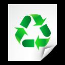 bak, text icon