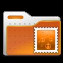 folder, email, stamp